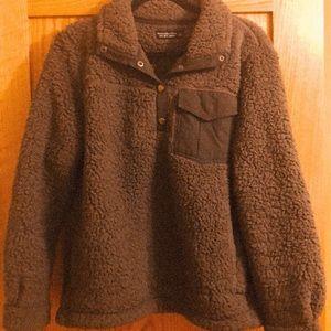 Abercrombie Sherpa Jacket